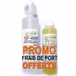 Pack TDF-4000-500ml + TCD