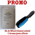 Wheel Cleaner + 1 BROSSE JANTE OFFERTE